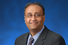 Dr. Alpesh N. Amin, chair, UC Irvine's Department of Medicine