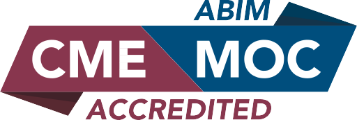 ABIM CME MOC ACCREDITED